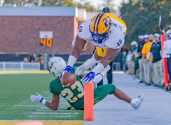 McNeese vs SLU Football Game 2018