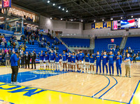 McNeese Basketball Game with Sam Houston 2020