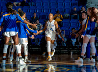 McNeese Basketball Women's Game with Northwestern St. 2020