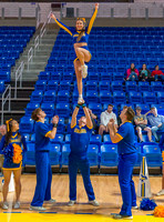McNeese Cowboys Basketball Game with Central Arkansas 2020