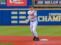 McNeese Cowboys Baseball Game with Louisiana Lafayette in 2020
