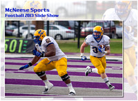 McNeese Football 2013 Slideshow