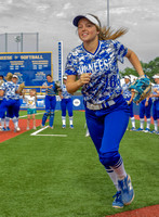 Cowgirl Softball vs SLU 2018