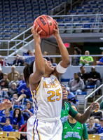 McNeese Cowgirls vs Texas A&M CC  Basketball Game